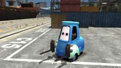 Guido de Cars Mater-National