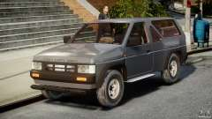 Nissan Terrano für GTA 4