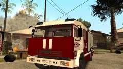KAMAZ 43253 Rozenbauer
