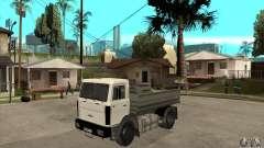 Camion MAZ 5551
