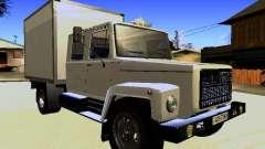 GAZ 3309 Jäger