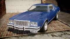Ford Gran Torino 1975 für GTA 4