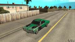 Pontiac GTO 1965 Speed King-NFS Pro Street