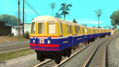 Liberty City Train Italian