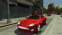 Aston Martin Vanquish S v2. 0 getönt