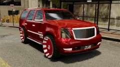 Cadillac Escalade 2011 DUB