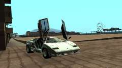 Lamborghini Countach 25th pour GTA San Andreas