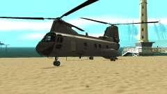 Hubschrauber-Leviathan