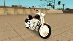 Harley Davidson FatBoy (Terminator 2)