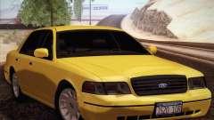 Ford Crown Victoria Interceptor pour GTA San Andreas