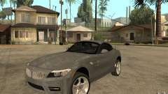 BMW Z4 sdrive35is 2011 für GTA San Andreas