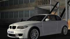 BMW 1M Coupe RHD pour GTA Vice City