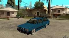 VW Parati GLS 1989 JHAcker edition pour GTA San Andreas