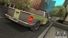 Dodge Ram 1500 POLICE 2008 pour GTA San Andreas