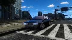 VAZ 2109 dérive Turbo
