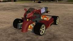 Quad MVAgusta pour GTA San Andreas