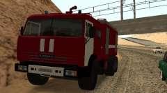 KAMAZ 53229 pompier