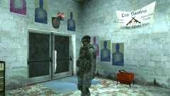 Haut Infanterist CoD MW 2