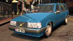 Volvo 945 Wentworth R Ridiculous Drift