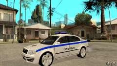 Skoda SuperB GEO Police