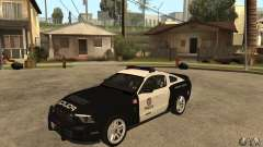 Shelby GT500 2010 Police