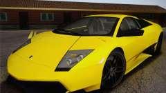 Lamborghini Murcielago LP 670/4 SV Fixed Version pour GTA San Andreas