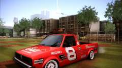Volkswagen Caddy Custom 1980 für GTA San Andreas