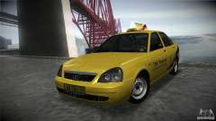LADA Priora 2170 Taxi TMK Afterburner