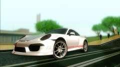 Porsche 911 Carrera S (991) Snowflake 2.0