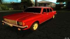 GAZ Limousine de Volga 3102