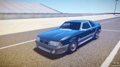 Ford Mustang GT 1993 Rims 1