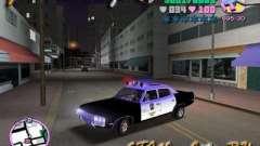 Police Ford AMC Matador