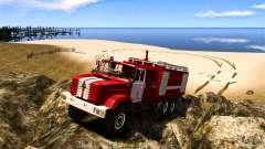 ZIL 433474 pompier
