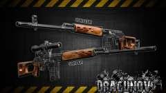 Dragunov Scharfschütze-Gewehr-V 2.0