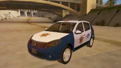 Renault Sandero Police LV