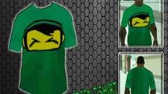 Nouveau t-shirt vert