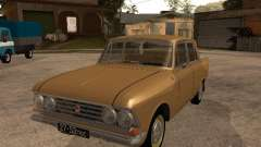 Moskvitch 408 Elite