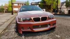 BMW M3 E46 pour GTA 4