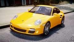 Porsche 911 Turbo V3.5 pour GTA 4