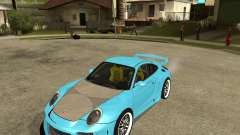 Porsche 911 Turbo Grip Tuning pour GTA San Andreas