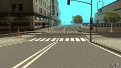 New Streets v2 für GTA San Andreas