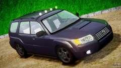 Subaru Forester v2.0