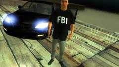 Junge in das FBI