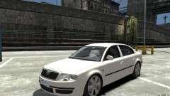 Skoda SuperB pour GTA 4