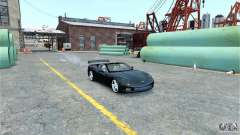 Chevrolet Corvette C6 Convertible v1.0