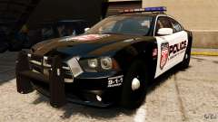Dodge Charger RT Max Police 2011 [ELS]