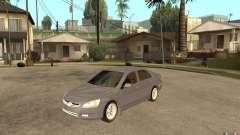 Honda Accord 2004 v2 für GTA San Andreas