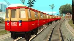 Liberty City Train DB