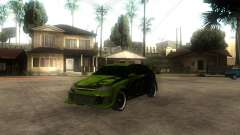 Chevrolet Lacetti Tuning