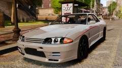 Nissan Skyline GT-R (BNR32) pour GTA 4